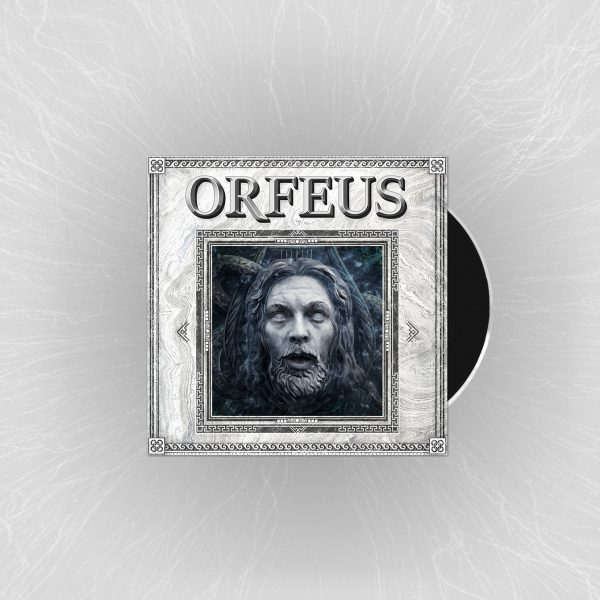 CD – JAMES COLE – ORFEUS