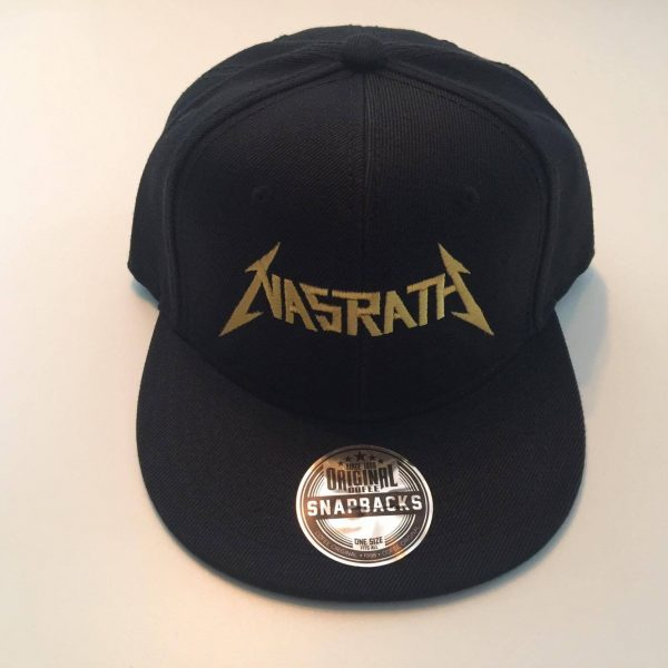 SNAPBACK NASRATH – BLACK/GOLD